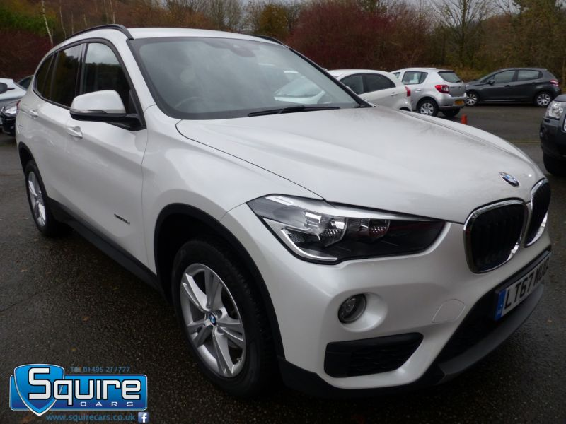 Used BMW X1 in Abertillery, Gwent for sale