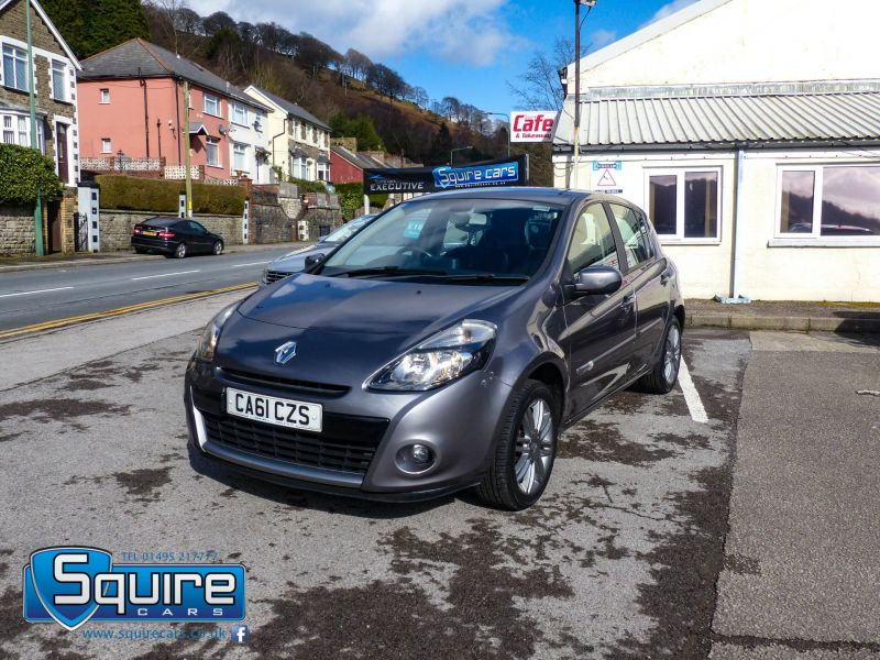 Used RENAULT CLIO in Abertillery, Gwent for sale
