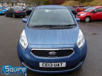 KIA VENGA CRDI 2 EDITION ** £30 TAX - ONLY 37,000 MILES ** - 2370 - 40