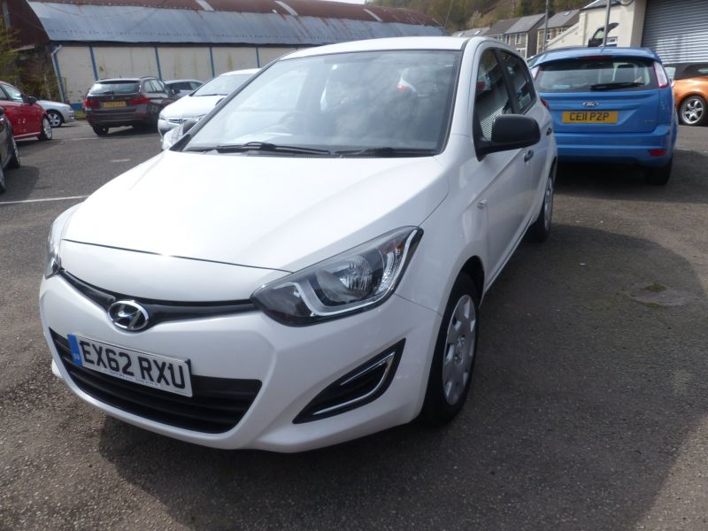 Used HYUNDAI I20 in Abertillery, Gwent for sale