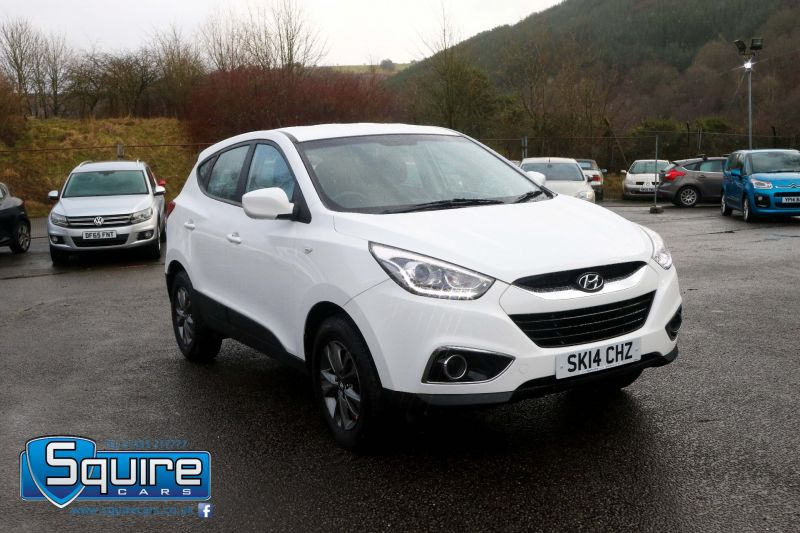 Used HYUNDAI IX35 in Abertillery, Gwent for sale