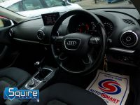 AUDI A3 TDI SPORT EDITION ** COLOUR NAVIGATION - ONE OWNER ** - 2209 - 4