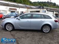 VAUXHALL INSIGNIA DESIGN EDITION ** COLOUR NAVIGATION - £20 ROAD TAX ** - 2301 - 9