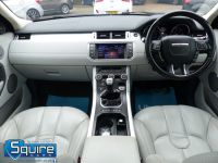LAND ROVER RANGE ROVER EVOQUE TD4 PURE TECH ** FULL SERVICE HISTORY + COLOUR NAV ** - 2326 - 25