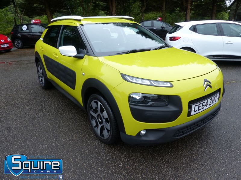 Used CITROEN C4 CACTUS in Abertillery, Gwent for sale
