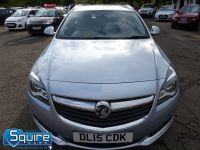 VAUXHALL INSIGNIA DESIGN EDITION ** COLOUR NAVIGATION - £20 ROAD TAX ** - 2301 - 22