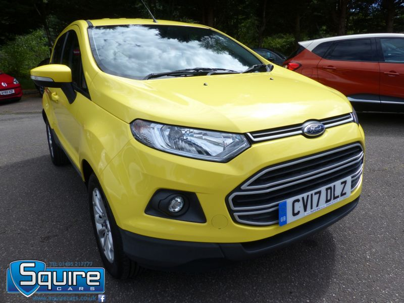 Used FORD ECOSPORT in Abertillery, Gwent for sale