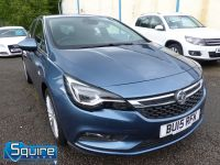 VAUXHALL ASTRA ELITE EDITION ** NAVIGATION + LEATHER + £20 TAX ** - 2266 - 1