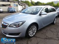 VAUXHALL INSIGNIA DESIGN EDITION ** COLOUR NAVIGATION - £20 ROAD TAX ** - 2301 - 26