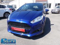 FORD FIESTA ST-LINE NAVIGATOR **  UPGRADED PRO EXHAUST + COLOUR NAV ** - 2229 - 15