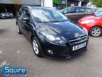FORD FOCUS ZETEC NAVI TDCI ** FULL SERVICE HISTORY + £20 TAX ** - 2256 - 7
