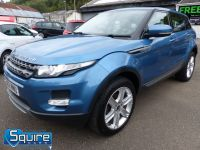 LAND ROVER RANGE ROVER EVOQUE TD4 PURE TECH ** FULL SERVICE HISTORY + COLOUR NAV ** - 2326 - 46