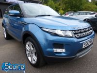 LAND ROVER RANGE ROVER EVOQUE TD4 PURE TECH ** FULL SERVICE HISTORY + COLOUR NAV ** - 2326 - 27