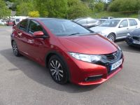 HONDA CIVIC I-DTEC SR ** NAVIGATION + GLASS PAN ROOF ** - 1951 - 1