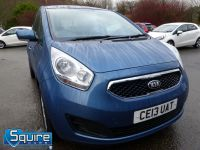 KIA VENGA CRDI 2 EDITION ** £30 TAX - ONLY 37,000 MILES ** - 2370 - 17