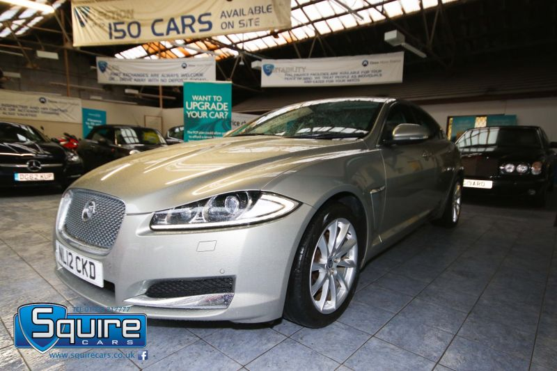 Used JAGUAR XF in Abertillery, Gwent for sale