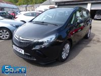 VAUXHALL ZAFIRA TOURER DESIGN EDITION ** 7 SEATS - ONLY 36,000 MILES ** - 2243 - 1