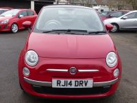 FIAT 500 LOUNGE EDITION ** £30 ROAD TAX **  - 1849 - 5