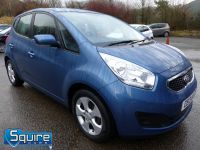 KIA VENGA CRDI 2 EDITION ** £30 TAX - ONLY 37,000 MILES ** - 2370 - 1