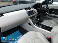 LAND ROVER RANGE ROVER EVOQUE TD4 PURE TECH ** FULL SERVICE HISTORY + COLOUR NAV ** - 2326 - 50