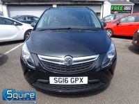 VAUXHALL ZAFIRA TOURER DESIGN EDITION ** 7 SEATS - ONLY 36,000 MILES ** - 2243 - 7