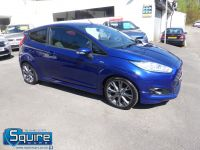 FORD FIESTA ST-LINE NAVIGATOR **  UPGRADED PRO EXHAUST + COLOUR NAV ** - 2229 - 13