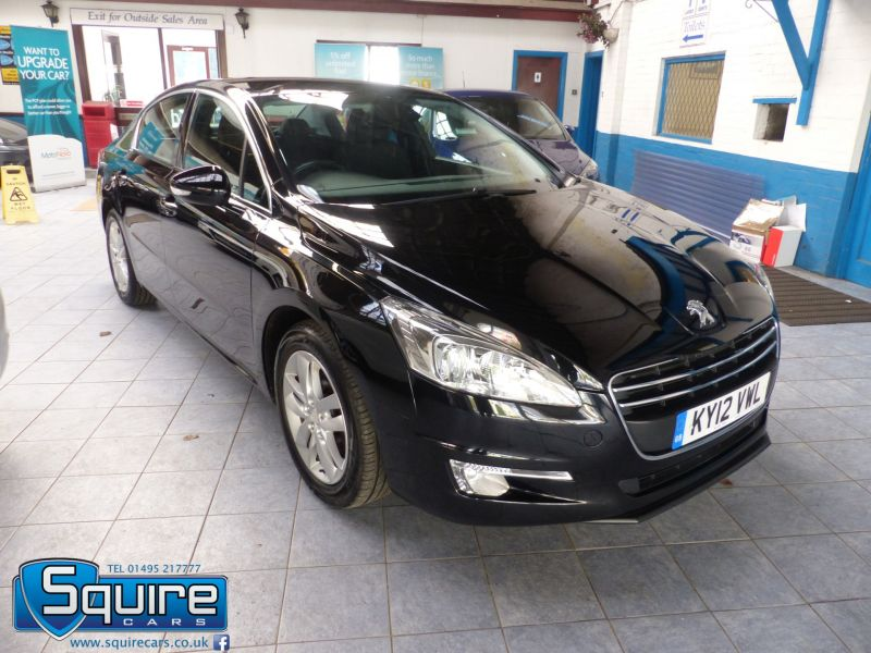 Used PEUGEOT 508 in Abertillery, Gwent for sale