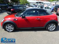 MINI COUPE COOPER ** ONLY 45,000 MILES - BLACK N RED ** - 2272 - 11