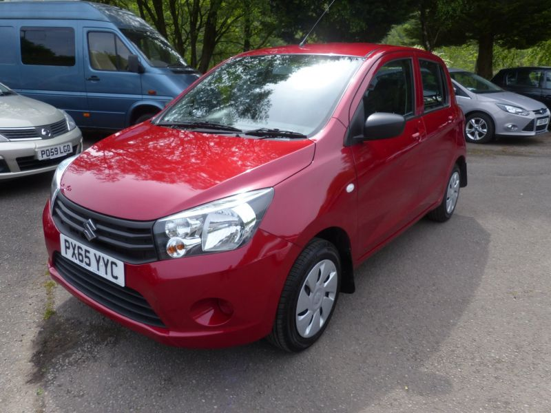 Used SUZUKI CELERIO in Abertillery, Gwent for sale