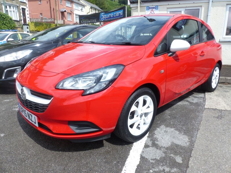 Used VAUXHALL CORSA in Abertillery, Gwent for sale