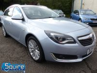 VAUXHALL INSIGNIA DESIGN EDITION ** COLOUR NAVIGATION - £20 ROAD TAX ** - 2301 - 16