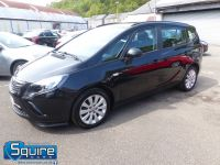 VAUXHALL ZAFIRA TOURER DESIGN EDITION ** 7 SEATS - ONLY 36,000 MILES ** - 2243 - 13