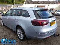 VAUXHALL INSIGNIA DESIGN EDITION ** COLOUR NAVIGATION - £20 ROAD TAX ** - 2301 - 36