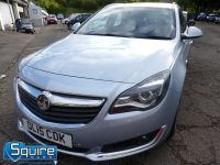 VAUXHALL INSIGNIA DESIGN EDITION ** COLOUR NAVIGATION - £20 ROAD TAX ** - 2301 - 30