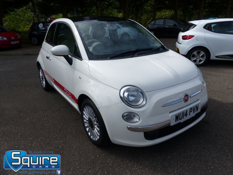 Used FIAT 500 in Abertillery, Gwent for sale