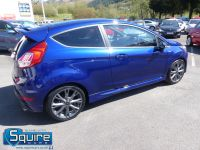 FORD FIESTA ST-LINE NAVIGATOR **  UPGRADED PRO EXHAUST + COLOUR NAV ** - 2229 - 9