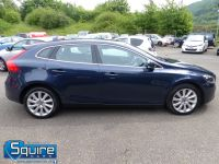VOLVO V40 D3 SE LUX NAV ** £30 TAX + LEATHER ** - 2271 - 9