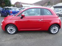 FIAT 500 LOUNGE EDITION ** £30 ROAD TAX **  - 1849 - 2