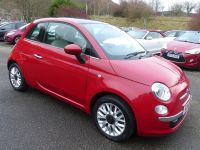 FIAT 500 LOUNGE EDITION ** £30 ROAD TAX **  - 1849 - 1