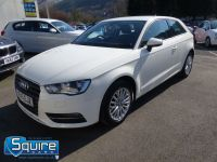 AUDI A3 TDI SE TECHNIK ** NAVIGATION - 1 OWNER - FULL VW SERVICE ** - 2233 - 1