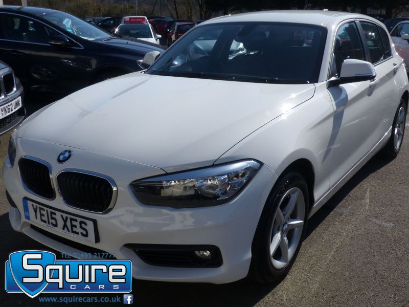 Used BMW 1 SERIES in Abertillery, Gwent for sale